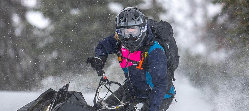2020 Polaris 600 PRO RMK 155 SC in Fairbanks, Alaska - Photo 9