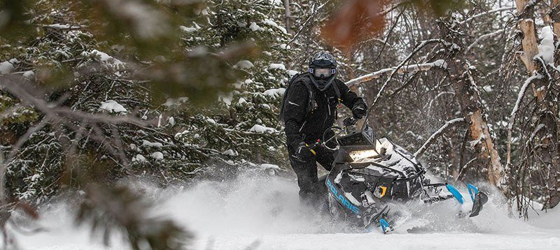 2020 Polaris 600 PRO RMK 155 SC in Park Rapids, Minnesota - Photo 7