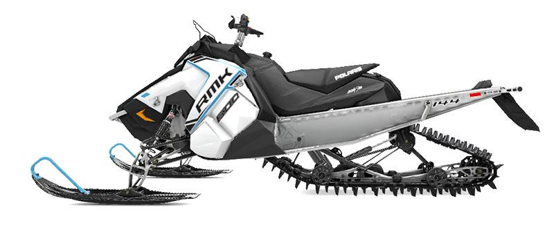 2020 Polaris 600 RMK 144 ES in Auburn, California - Photo 2
