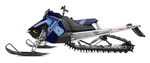 2020 Polaris 800 PRO RMK 155 SC in Oak Creek, Wisconsin - Photo 2