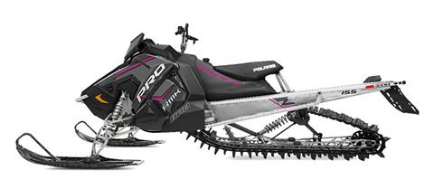 2020 Polaris 800 PRO-RMK 155 SC in Barre, Massachusetts