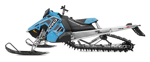 2020 Polaris 800 PRO-RMK 155 SC in Appleton, Wisconsin - Photo 2