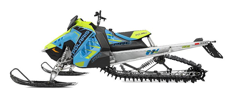 2020 Polaris 800 PRO-RMK 155 SC in Antigo, Wisconsin - Photo 2