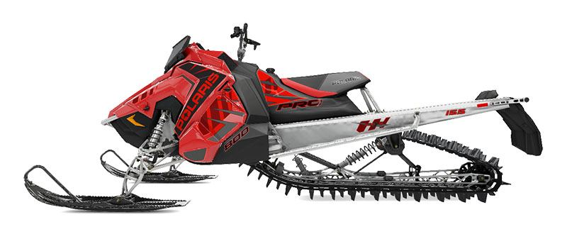 2020 Polaris 800 PRO RMK 155 SC 3 in. in Three Lakes, Wisconsin - Photo 2