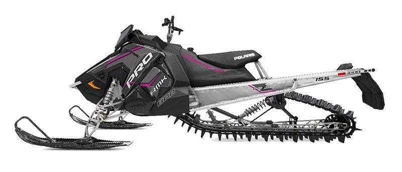 2020 Polaris 800 PRO-RMK 155 SC 3 in. in Norfolk, Virginia
