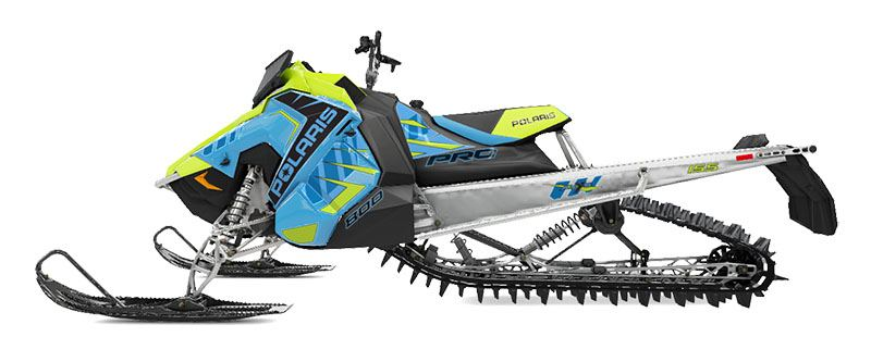 2020 Polaris 800 PRO-RMK 155 SC 3 in. in Ponderay, Idaho - Photo 2