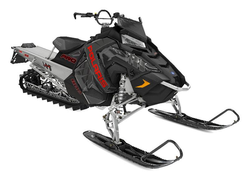 2020 Polaris 800 PRO-RMK 155 SC in Delano, Minnesota