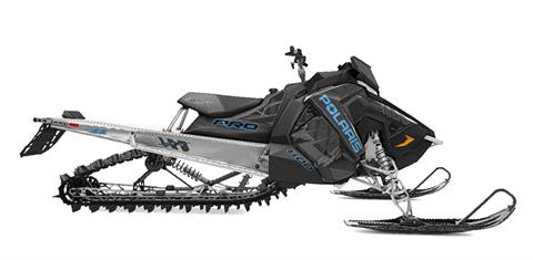2020 Polaris 800 PRO-RMK 155 SC in Greenland, Michigan