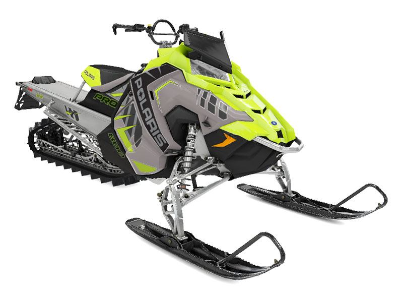 2020 Polaris 800 PRO RMK 155 SC in Lewiston, Maine - Photo 3