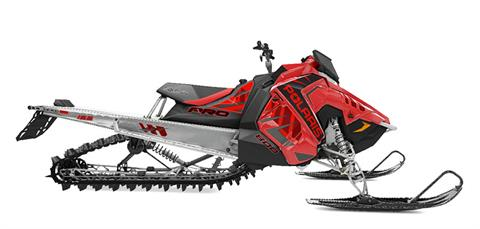2020 Polaris 800 PRO RMK 155 SC in Shawano, Wisconsin