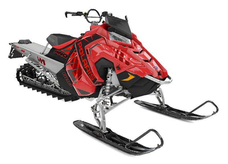 2020 Polaris 800 PRO-RMK 155 SC in Mount Pleasant, Michigan - Photo 3