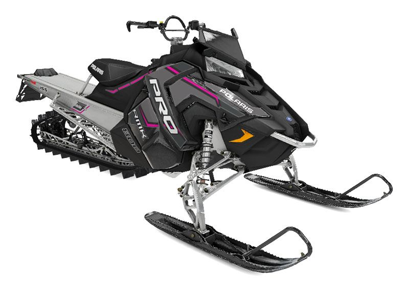 2020 Polaris 800 PRO RMK 155 SC in Troy, New York - Photo 3