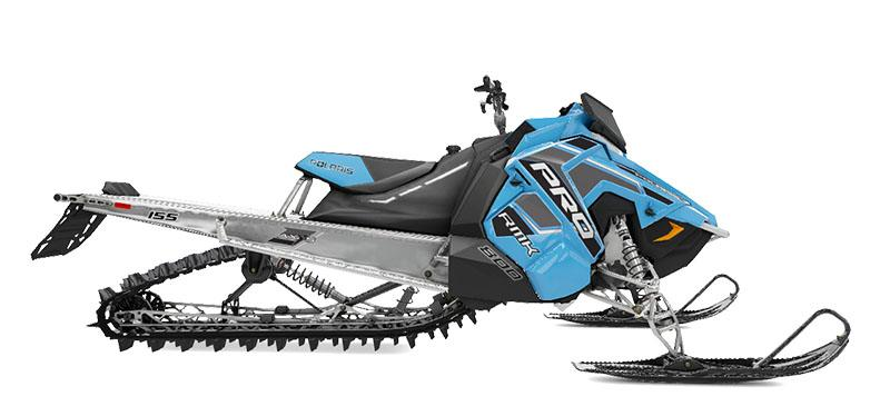 2020 Polaris 800 PRO-RMK 155 SC in Mio, Michigan