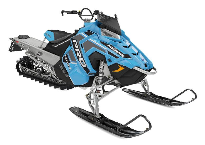 2020 Polaris 800 PRO-RMK 155 SC in Ponderay, Idaho