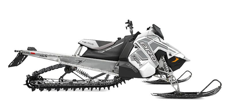 2020 Polaris 800 PRO-RMK 155 SC in Mount Pleasant, Michigan