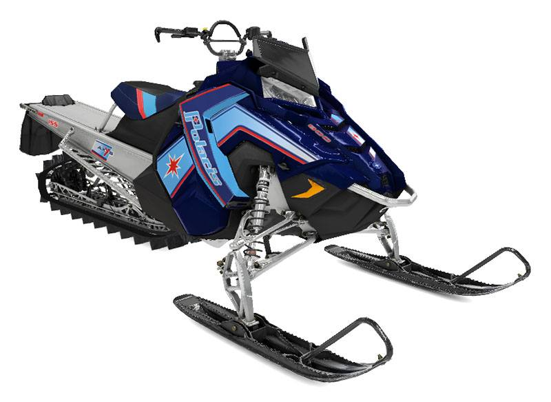 2020 Polaris 800 PRO RMK 155 SC 3 in. in Hamburg, New York - Photo 3