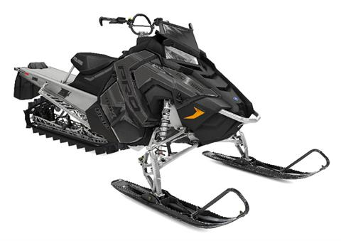 2020 Polaris 800 PRO-RMK 155 SC 3 in. in Oxford, Maine - Photo 3