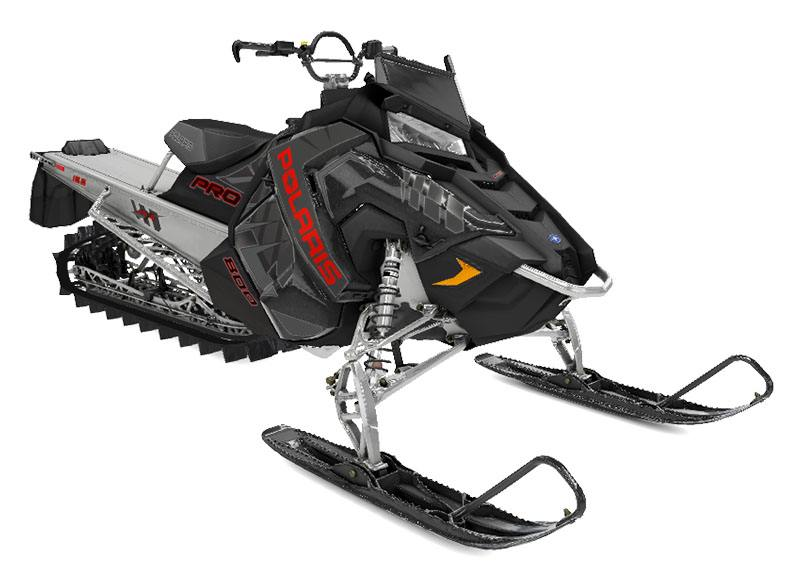 2020 Polaris 800 PRO-RMK 155 SC 3 in. in Saint Johnsbury, Vermont - Photo 3