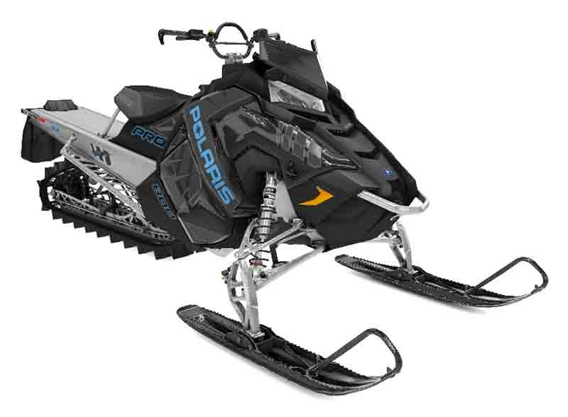 2020 Polaris 800 PRO-RMK 155 SC 3 in. in Lake City, Colorado - Photo 3