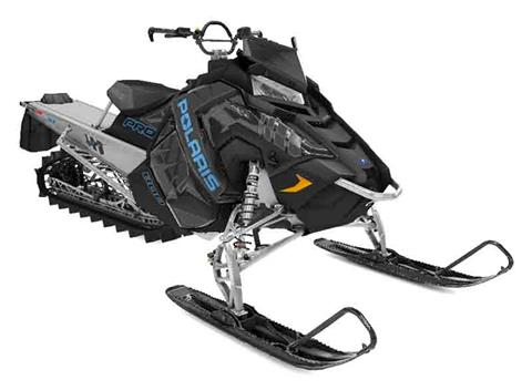 2020 Polaris 800 PRO-RMK 155 SC 3 in. in Oak Creek, Wisconsin - Photo 3