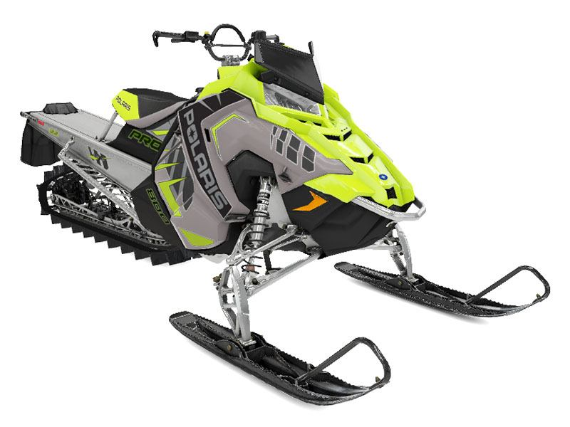 2020 Polaris 800 PRO-RMK 155 SC 3 in. in Cottonwood, Idaho - Photo 3