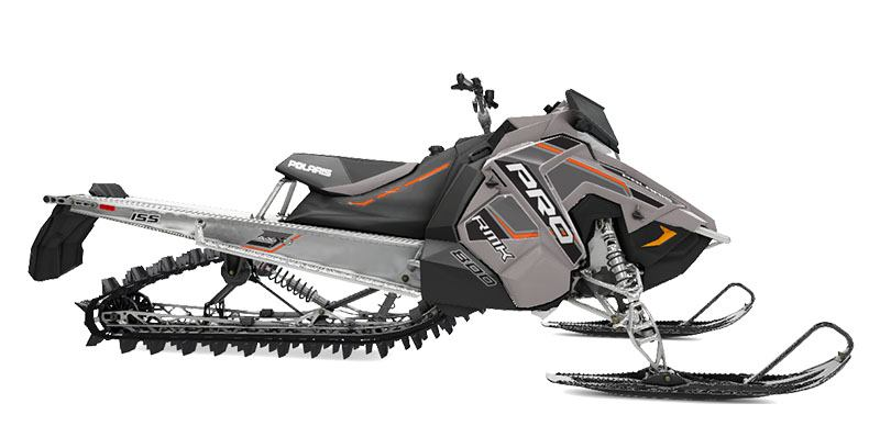 2020 Polaris 800 PRO-RMK 155 SC 3 in. in Lake City, Florida