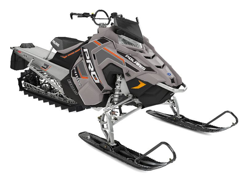 2020 Polaris 800 PRO RMK 155 SC 3 in. in Greenland, Michigan - Photo 3