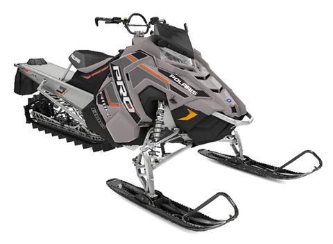2020 Polaris 800 PRO-RMK 155 SC 3 in. in Kaukauna, Wisconsin