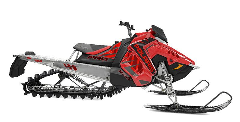 2020 Polaris 800 PRO RMK 155 SC 3 in. in Newport, Maine - Photo 1