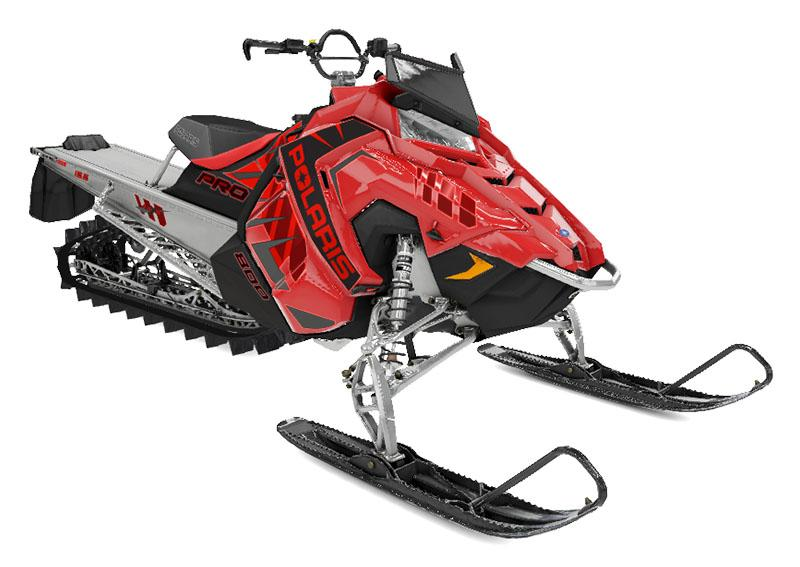 2020 Polaris 800 PRO-RMK 155 SC 3 in. in Elk Grove, California - Photo 3