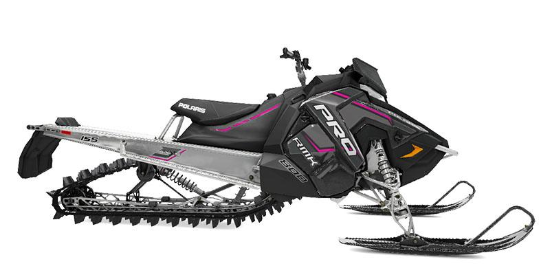 2020 Polaris 800 PRO-RMK 155 SC 3 in. in Kaukauna, Wisconsin - Photo 1