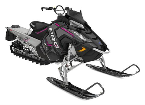 2020 Polaris 800 PRO-RMK 155 SC 3 in. in Deerwood, Minnesota
