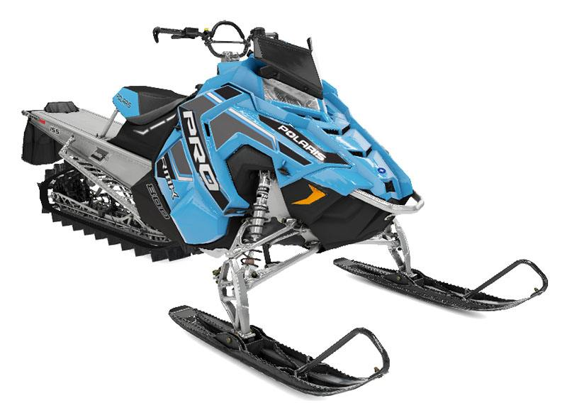 2020 Polaris 800 PRO-RMK 155 SC 3 in. in Center Conway, New Hampshire - Photo 3