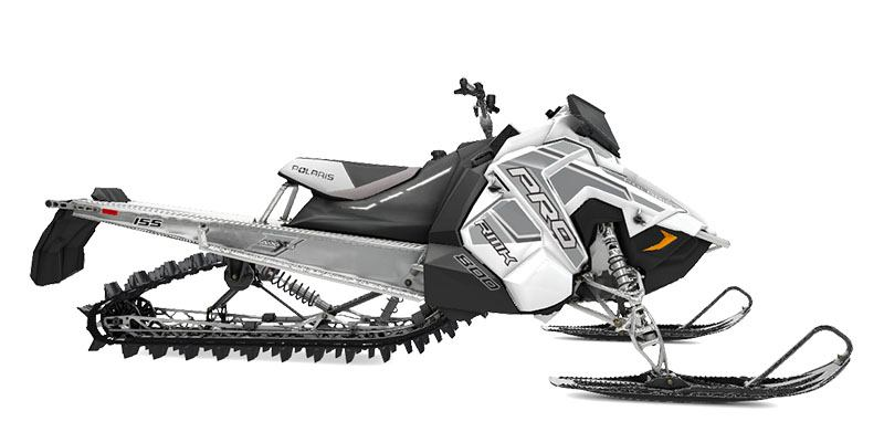 2020 Polaris 800 PRO-RMK 155 SC 3 in. in Saratoga, Wyoming - Photo 1