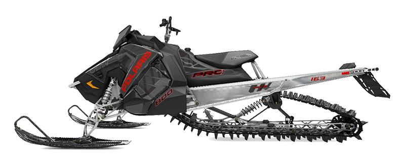 2020 Polaris 800 PRO-RMK 163 SC in Appleton, Wisconsin - Photo 2