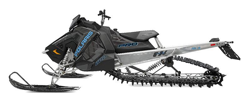 2020 Polaris 800 PRO-RMK 163 SC in Oak Creek, Wisconsin - Photo 2