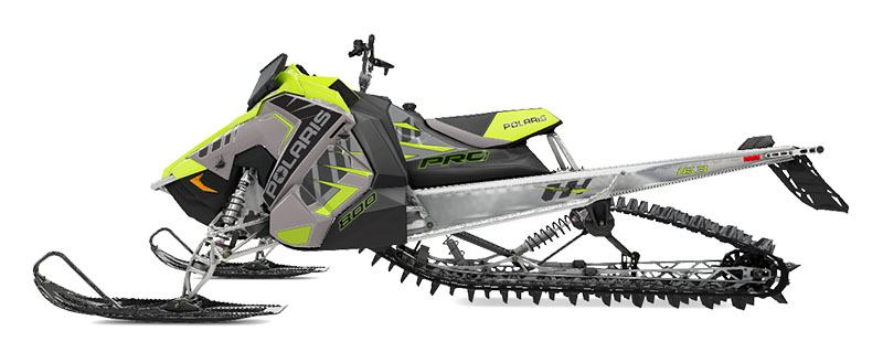2020 Polaris 800 PRO RMK 163 SC in Park Rapids, Minnesota - Photo 2