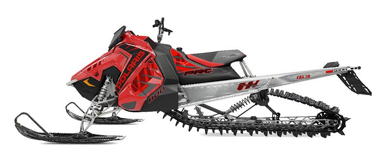 2020 Polaris 800 PRO-RMK 163 SC in Little Falls, New York