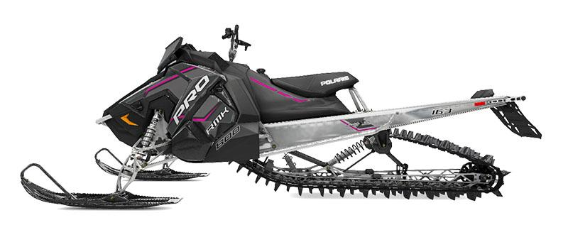 2020 Polaris 800 PRO RMK 163 SC in Center Conway, New Hampshire - Photo 2