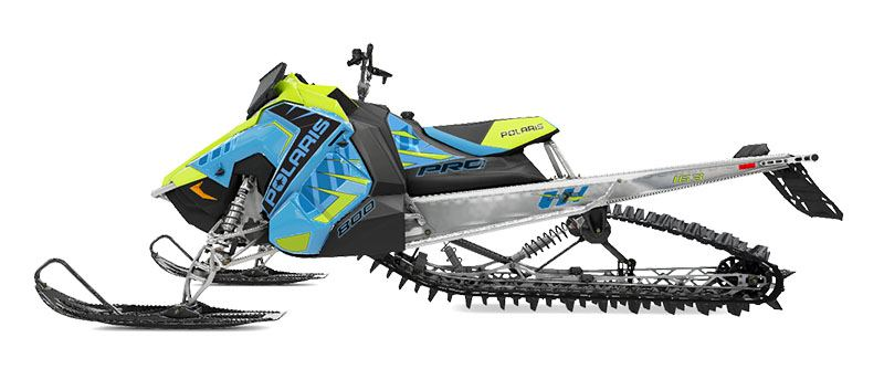 2020 Polaris 800 PRO RMK 163 SC in Mio, Michigan - Photo 2