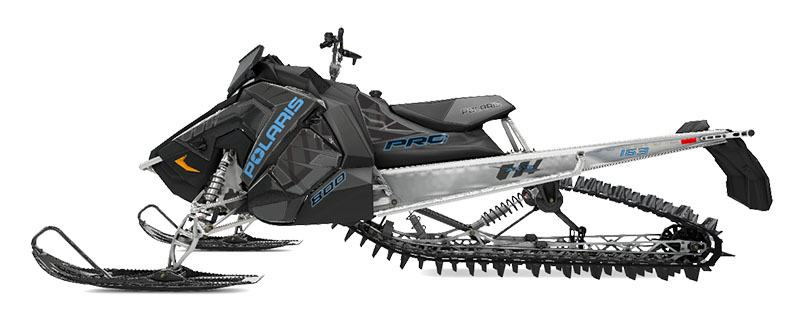 2020 Polaris 800 PRO-RMK 163 SC 3 in. in Pittsfield, Massachusetts