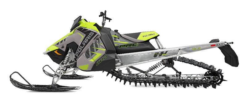 2020 Polaris 800 PRO RMK 163 SC 3 in. in Deerwood, Minnesota - Photo 2