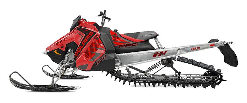 2020 Polaris 800 PRO-RMK 163 SC 3 in. in Little Falls, New York - Photo 2