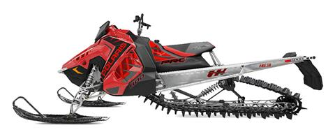 2020 Polaris 800 PRO RMK 163 SC 3 in. in Barre, Massachusetts - Photo 2