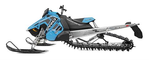 2020 Polaris 800 PRO RMK 163 SC 3 in. in Woodruff, Wisconsin - Photo 2