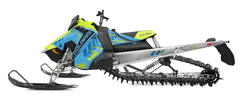 2020 Polaris 800 PRO RMK 163 SC 3 in. in Appleton, Wisconsin - Photo 2