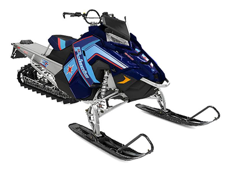 2020 Polaris 800 PRO-RMK 163 SC in Wisconsin Rapids, Wisconsin