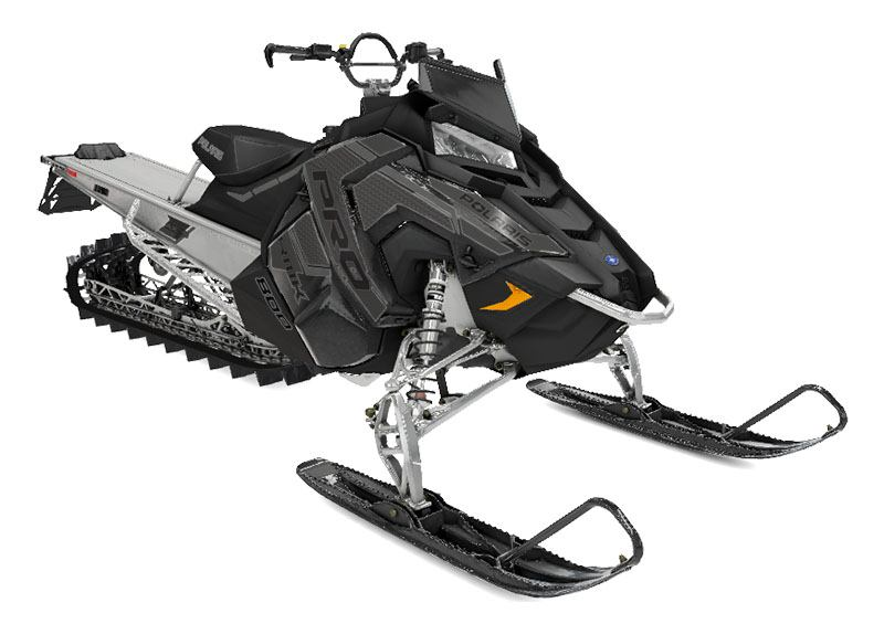 2020 Polaris 800 PRO-RMK 163 SC in Lake City, Colorado - Photo 3