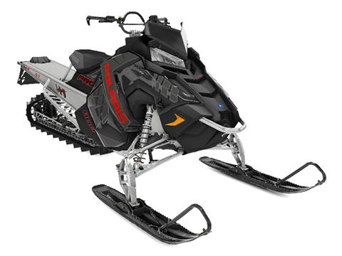 2020 Polaris 800 PRO RMK 163 SC in Three Lakes, Wisconsin - Photo 3