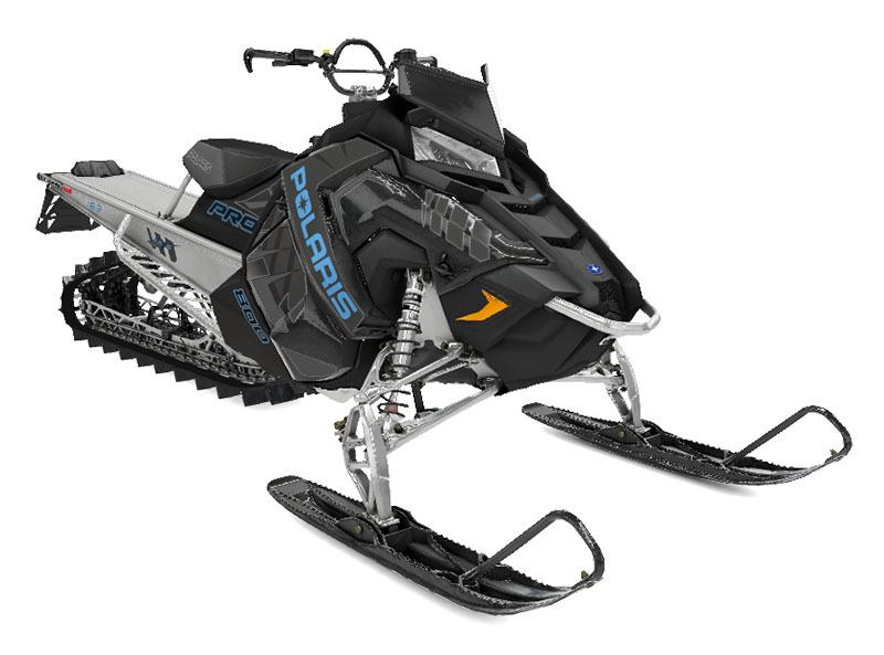 2020 Polaris 800 PRO-RMK 163 SC in Newport, Maine